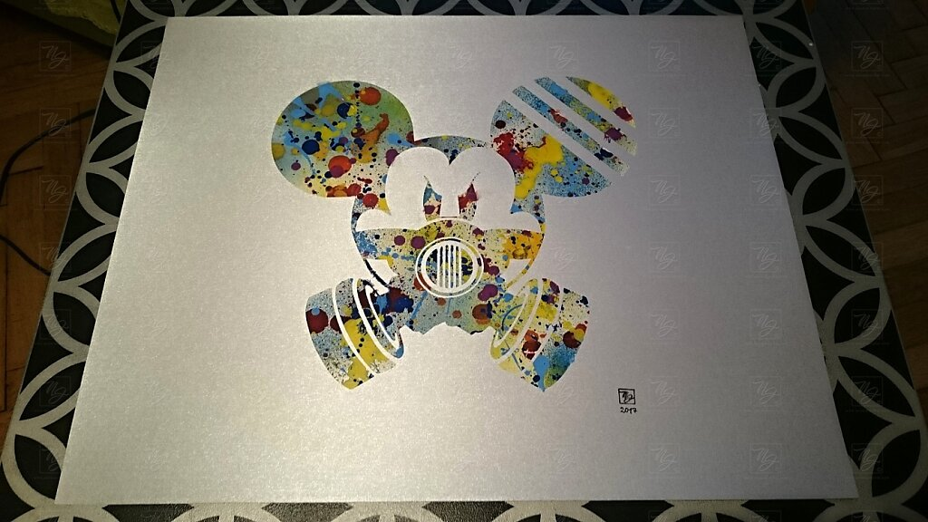 Graffiti Mouse