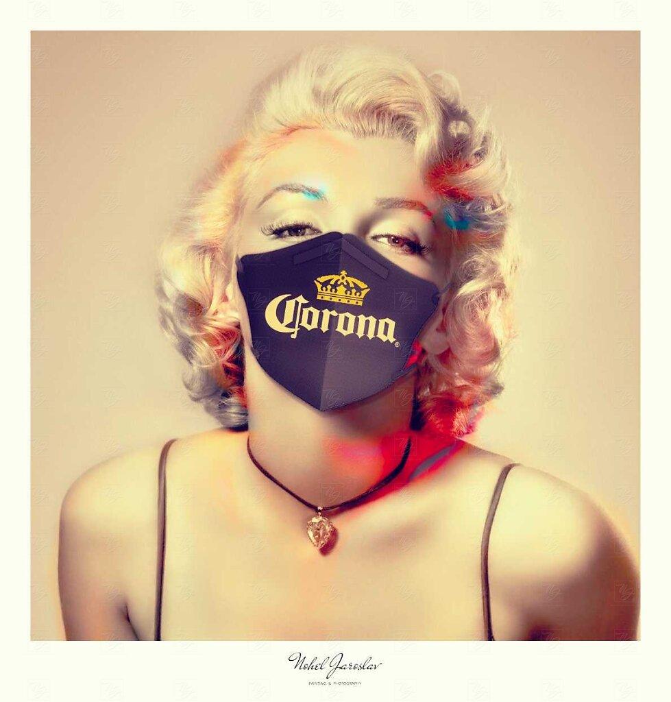 Corona Art X